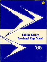 1965 Halifax County Vocational High School