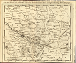 A MAP OF THE COUNTRY AROUND DRESDEN, with the Towns and Fortresses which the serveral Armies have occupied during the Campaign