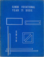 1971 Kings Regional Vocational School