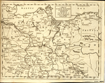 A Map of UPPER SAXONY Comprehending that Part of GERMANY which is the Present Seat of War