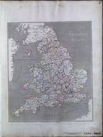 A NEW MAP of ENGLAND and WALES
