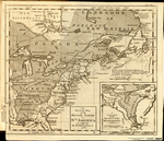 An Accurate Map of the BRITISH EMPIRE in N'TH AMERICA as settled by the Preliminaries in 1762