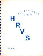 1976 Halifax Regional Vocational School