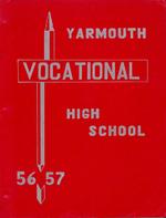 1957 Yarmouth Vocational High School