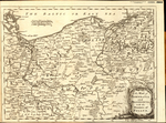 A MAP of POMERANIA and BRANDENBURG with the Frontiers of POLAND