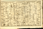 A Map of the ROAD from LONDON, to HARWICH, measur'd from the ROYAL EXCHANGE [on plate with] From LONDON, to ST. EDMUNDSBURY, commencing at CHELMSFORD Col: II [on plate with] From LONDON, to YARMOUTH, commencing at COLCHESTER Column III
