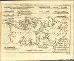 A MAP of FALKLANDS ISLANDS