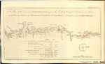 A Plan of the Propos'd NAVIGABLE CANAL from the Leeds & Liverpool Canal near Eccleston in the County Palatine of Lancaster, to Kendal in Westmorland, Survey'd in 1772, by Rob't Whitworth