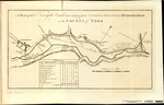A PLAN of the Navigable Canal, now making from COOPER BRIDGE, to HUDDERSFIELD, in the COUNTY of YORK