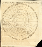 A MAP of the SOUTH POLE, with the Track of his Majesty's Sloop Resolution in Search of a SOUTHERN CONTINENT