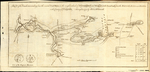 A PLAN of the Canals, now making from the several Coal Mines in the neighbourhood of STOURBRIDGE and DUDLEY, to the Great Canal from the Trent to the Severn near Stourton, in the County of STAFFORD, Survey'd in 1775, by Robert Whitworth