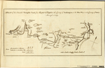 A PLAN of the Intended Navigable Canal from BASINGSTOKE in the County of Southampton, to the River Wey in the County of Surry; Survey'd in 1777