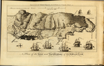 A Plan of the Town and Fortifications of GIBRALTAR