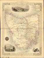 VAN DIEMAN'S LAND OR TASMANIA
