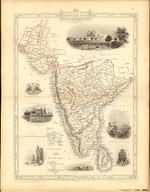 SOUTHERN INDIA INCLUDING THE PRESIDENCIES OF BOMBAY & MADRAS
