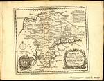 A MAP OF DEVON-SHIRE Drawn from the best Authorities
