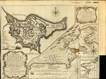 A Plan of the CITY & FORTIFICATIONS OF LOUISBOURG, from a Survey made by Richard Gridley, Lieut. Col. of the Train of Artillery in 1745