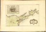 PLAN DE LA BAYE DE CHIBOUCTOU nommée par les Anglois Halifax