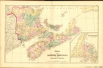 MARITIME PROVINCES OF THE DOMINION OF CANADA