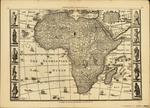 FAC-SIMILE OF A MAP OF AFRICA PRINTED IN 1626