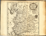 LANCASHIRE Drawn from the best Authoritites and Regulated by ASTRON'L OBERVAT'NS