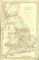 CANALS, NAVIGATIONS, AND RAILWAYS OF GREAT BRITAIN