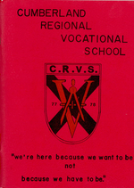 1978 Cumberland Regional Vocational School