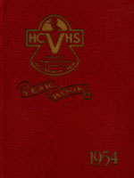 1954 Halifax County Vocational High School