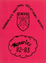1983 Cumberland Regional Vocational School