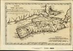 Karte von Accadia nach den manuscripten des vorrathes von karten und grundrissen bey der Marine