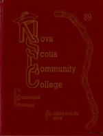 1989 NSCC Cumberland Campus