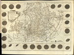 Geography of the Great Solar Eclipse of July, 14. MDCCXLVIII. Exhibiting an Accurate Map of All Parts of the Earth in which it will be Visible with the North Pole According to the Latest Discoveries. By G. Smith Esqr.
