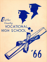 1966 Halifax County Vocational High School