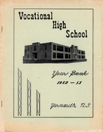 1953 Yarmouth County Vocational High School