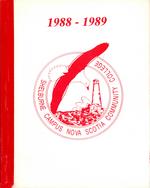 1989 NSCC Shelburne Campus