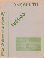 1955 Yarmouth County Vocational High School