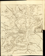 A MAP OF PHILADELPHIA and Parts Adjacent, By N. Scull and G. Heap