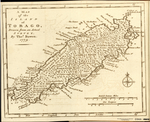 A MAP of the ISLAND of TOBAGO, Drawn from an Actual SURVEY, by Tho's Bowen, 1779