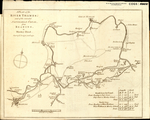 A PLAN of the RIVER THAMES; and of the intended NAVIGABLE CANAL, from READING, to Monkey Island. Survey'd, in 1770, and 1771
