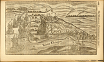A Plan of the Town CHAGRE, &c.