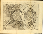 PLAN of DRESDEN, Capital of SAXONY, late ye Residence of ye King of POLAND, Elector of SAXONY