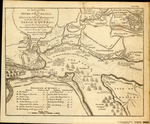 An Authentic Plan of the RIVER ST. LAURENCE, from Sillery to the Fall of Montmerenci, with the Operations of the SIEGE of QUEBEC, under the Command of Vice-Adm'l Saunders & Maj'r Gen'l Wolfe down to the 5 Sep'r 1759...