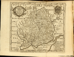 MONMOUTH SHIRE Drawn from the best Authorities by Eman. Bowen Geogr. to His Majesty