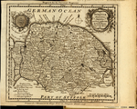 NORFOLK Drawn from Surveys and best Authorities by Eman. Bowen Geog'r to His Majesty