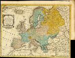 An Accurate MAP of EUROPE From the latest Observations & Discoveries