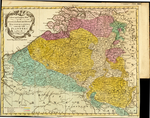 A New and Compleat MAP of the AISTRIAND, FRENCH & DUTCH NETHERLANDS, commonly call'd FLANDERS; from the latest Improvements