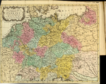 A New and Accurate Map of the EMPIRE of GERMANY, including the Kingdom of PRUSSIA, from the latest and best Discoveries
