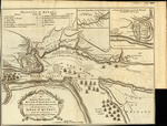 Authentic PLAN of the RIVER ST. LAURENCE, from Sillery to the Fall of Montmorenci; with the Operations of the SIEGE of QUEBEC, under the Command of Vice-Adm'l Saunders & Major Gen'l Wolfe. 1759