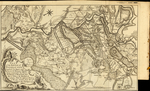 PLAN of the BATTLE of TONHAUSEN, ye 1st. of August 1759, between his Britannic Majesty's Army, commanded by Prince Ferdinand of Brunswick, and that of France by Marshal De Contades: With the different Motions of the two Armies from the 14th. of July to th