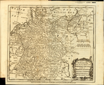 An Accurate Map of the SEAT of WAR in the KINGDOM of PRUSSIA as Also in BOHEMIA, LUSATIA, SILESIA, SAXONY, WESTPHALIA &c. by Tho. Kitchin Geog'r